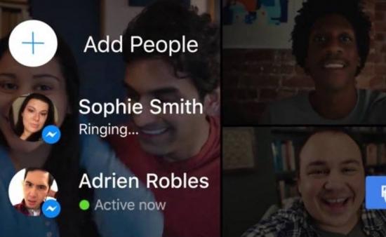 Facebook messenger chiamate gruppo