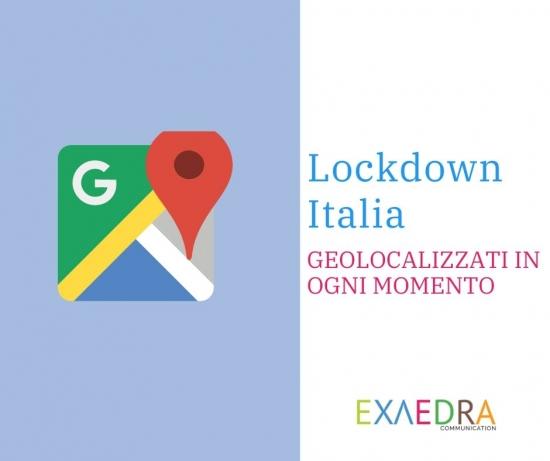 Geolocalizzati in ogni momento Google sa sempre dove siamo