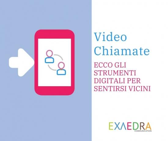 Video chat e coronavirus